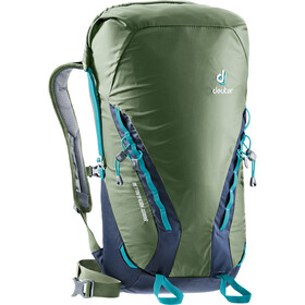 Deuter Gravity Rock&Roll 30 Backpack khaki/navy